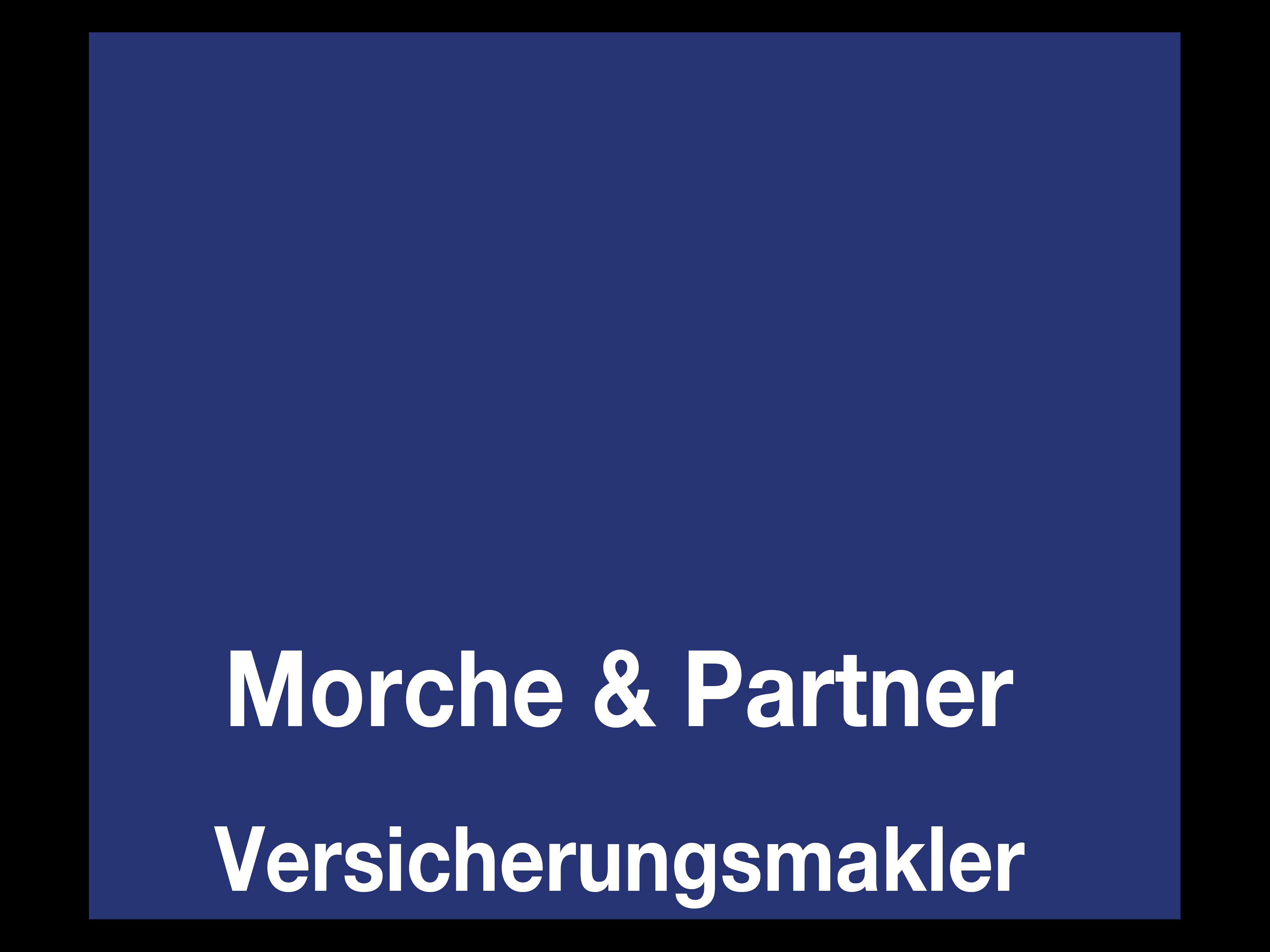 Ihr Versicherungsmakler - Morche und Partner